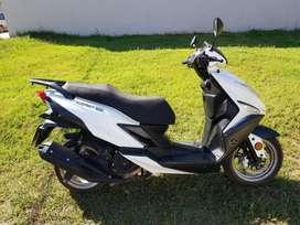 Moto Corven Expert 150 A/D Muñoz Marchesi