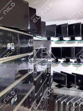 Oferta equipos alta gama amd iix4 ddr3 con monitor 19