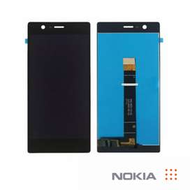 Display Nokia 3 Completo Lcd y Táctil