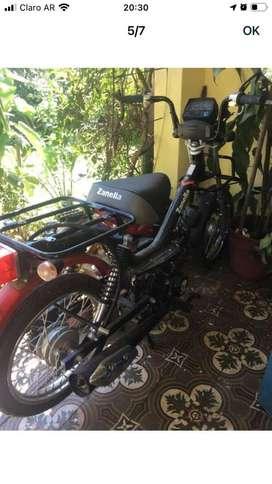 Moto Zanella 100cc usada