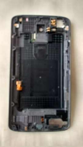 Back cover para Motorola x force