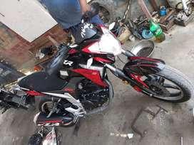 Moto italika 250z