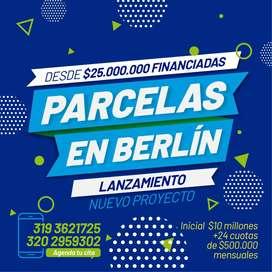 VENTA DE PARCELAS EN BERLIN