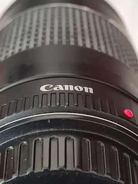 Vendo Lente Canon EF 75-300mm f/4-5.6 III