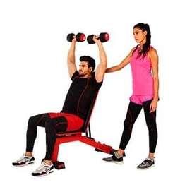 Banco UFC Deluxe DFID gimnasio fitness equipo banco de entrenamiento
