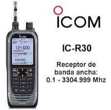 RADIO SCANNER ICOM IC-R30