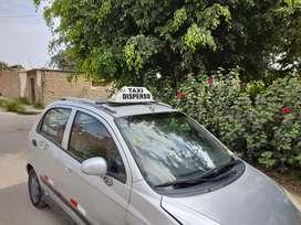 Vendo Chevrolet Spark con permiso de taxi