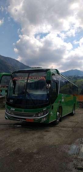 Buss Hino modelo AK