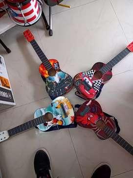 Guitarras didacticas