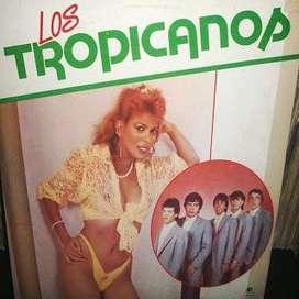 VENDO VINILO Y CD DE LOS TROPICANOS INCONSEGUIBLE