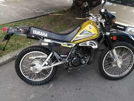YAMAHA DT 125 MODELO 2005