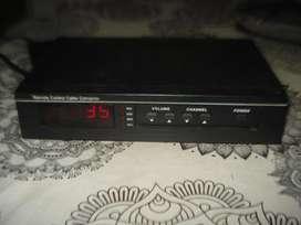 Conversor Y Ampliador De Canales Para Tvs Viejas No Envio