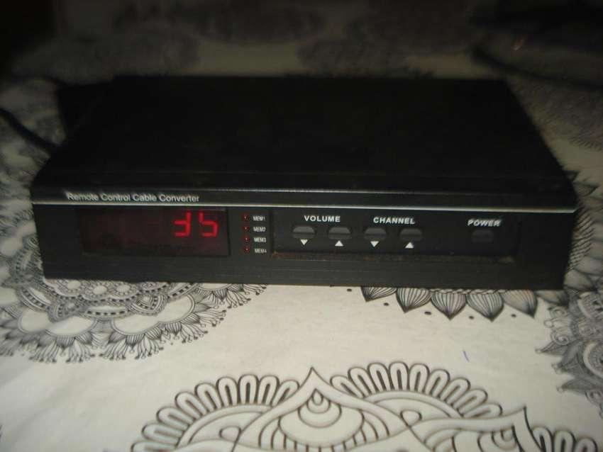 Conversor Y Ampliador De Canales Para Tvs Viejas No Envio 0