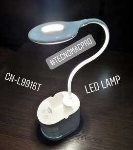Lampara Velador Led con Portalapices