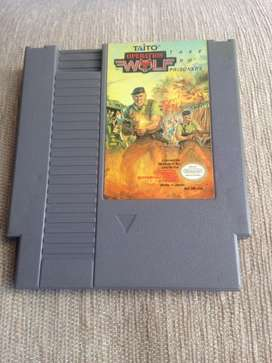 Video Juego NINTENDO original