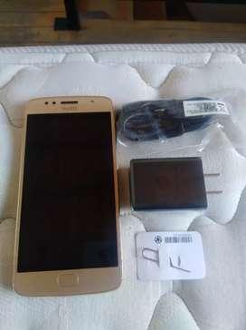 Celular Motorola barato nuevo de huella gangazo