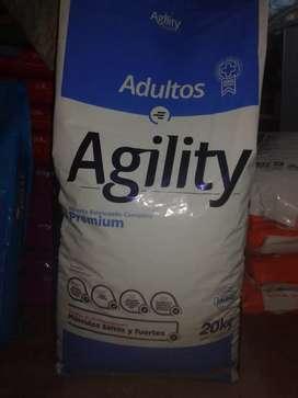 Agility alimento para perros