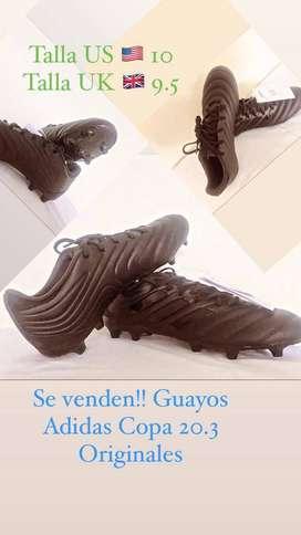 Guayos Adidas Copa 20.3