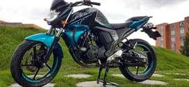 Venta de moto Yamaha fzs 2.0 mod 2017 negociables