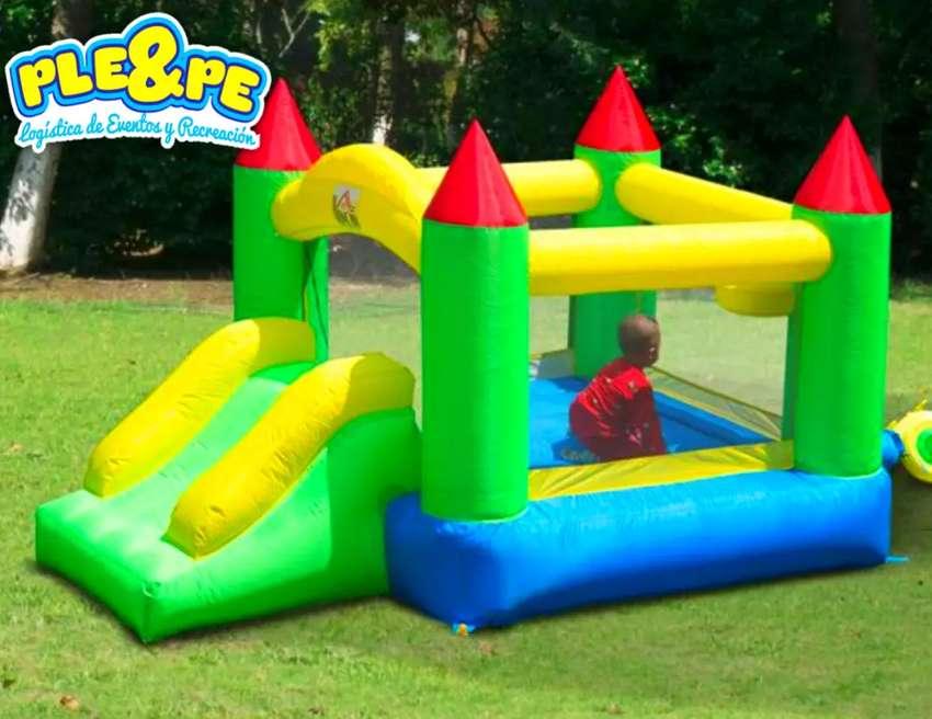 Alquiler de castillos infantiles, Saltarines animación y recreación para fiestas infantiles 0