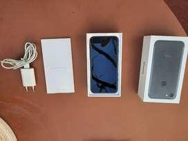 Iphone 7, 256gb, bateria 78%, libre, nunca abierto, impecable.