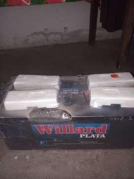 Bateria willard plata