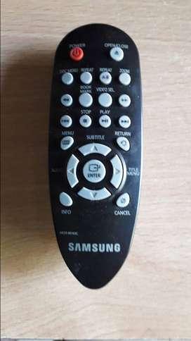 CONTROL REMOTO DVD SAMSUNG