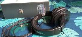 Se vende audífonos audio téchnica ATH-M20x en 200.000