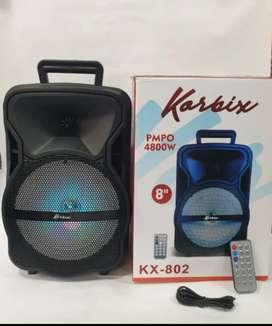 Parlante korbix ref 802 Nuevo y Garantizado