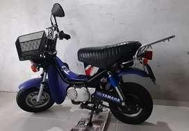 Se vende moto Chappy Yamaha
