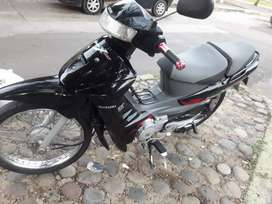 Se vende vivax 115 modelo 2010 negra