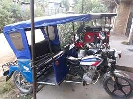 Honda motocar