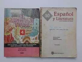 Español y literatura