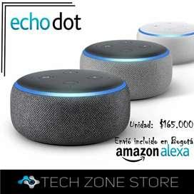 Echo dot 3 Alexa amazon