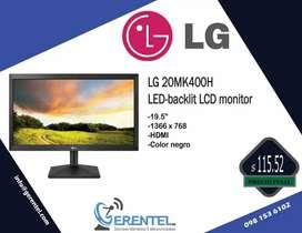 """Monitor LG 19.5"""""""