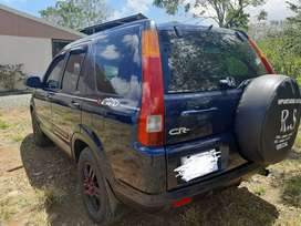 Honda CRV 2003, buen estado, negociable