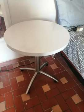 Se vende mesa blanca