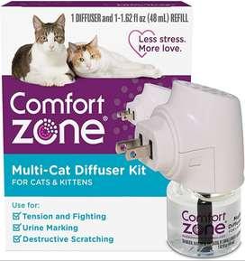 Comfort Difusor Feromona Multi - Gatos - Control estrés - ansiedad