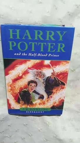 HARRY POTTER AND THE HALF BLOOD PRINCE  (usado)