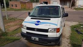 IMPECABLE!!! VW Transporter 1998 1.9 Td, digna de ver