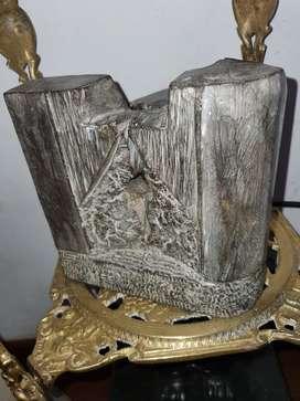 ESCULTURA LA PUERTA DEL SOL, escultor FONSECA RAMON. de colección