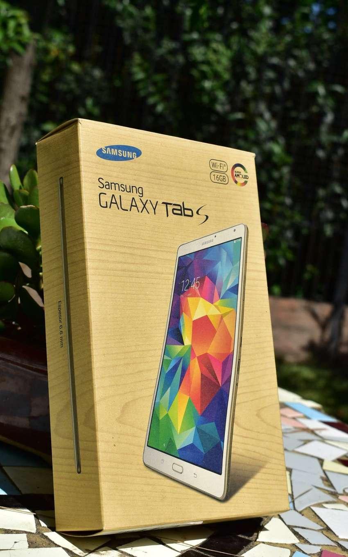 "Samsung Galaxy Tab S SM-T700 8.4"" + Funda"
