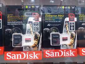 Memorias SanDisk Extreme PRO Tarjeta microSDXC UHS-I