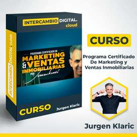 Marketing Y Ventas Inmobiliarias-Programa Neuro Marketing por Jurgen Klaric