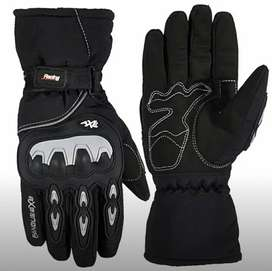 Guantes impermeables axe racing