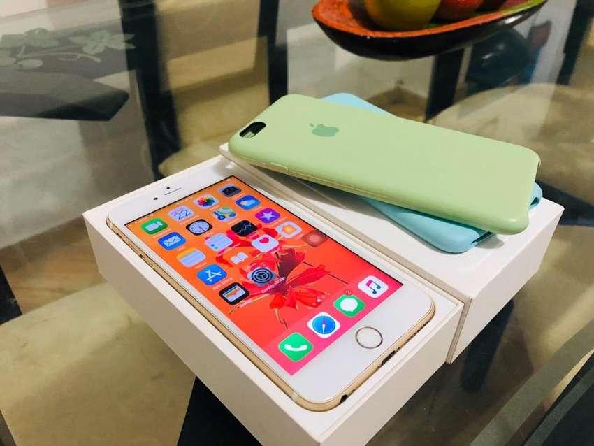 IPHONE 6PLUS 16GB HUELLA FUNCIONAL 0