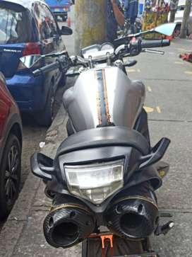 Yamaha fz 6 s2 versión ABS