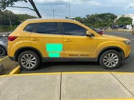 Vendo taxi FAW 2021 camioneta excelente estado