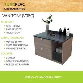 Vanitory V08C