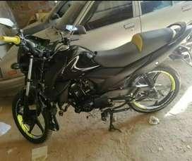 Vendo moto Hayate 2018
